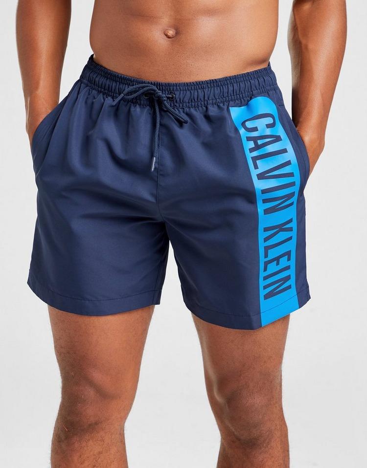 Calvin Klein Swim Side Block Swim Shorts Men's