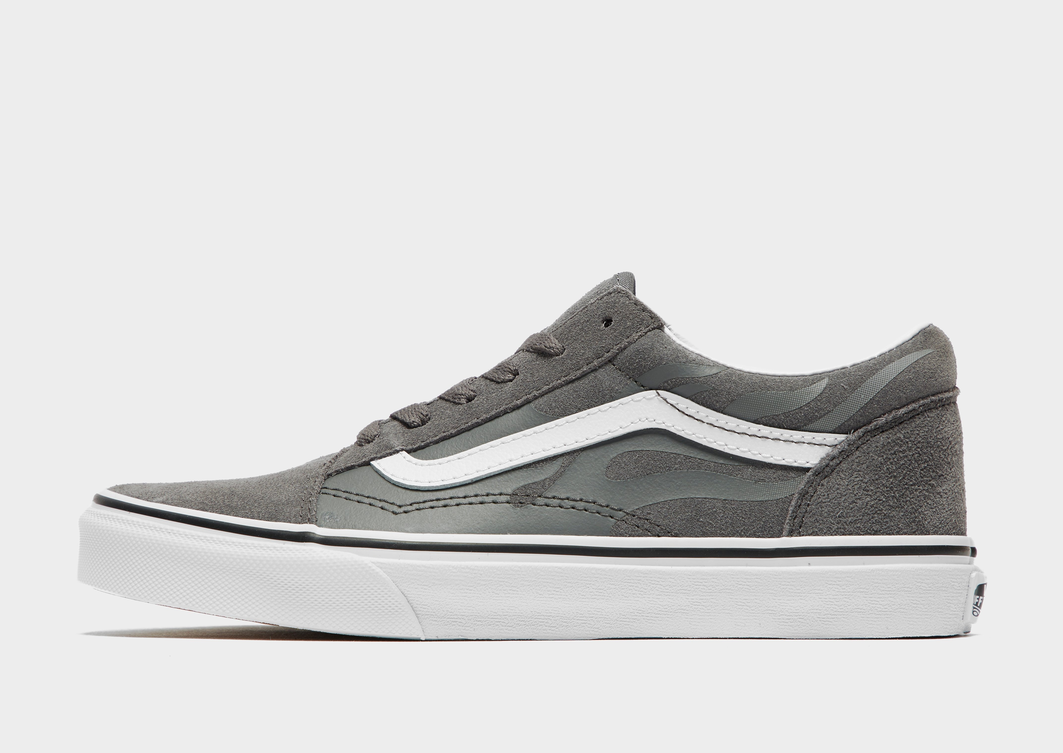 Acquisto Scarpe Skate Vans Vans Suede Old Skool Grigie