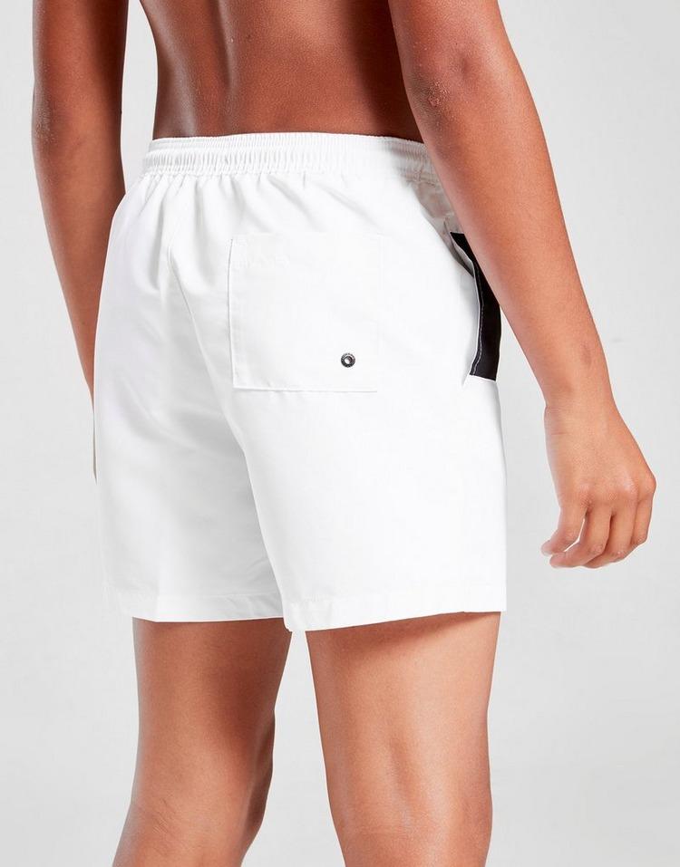 Calvin Klein Core Logo Swim Shorts Junior