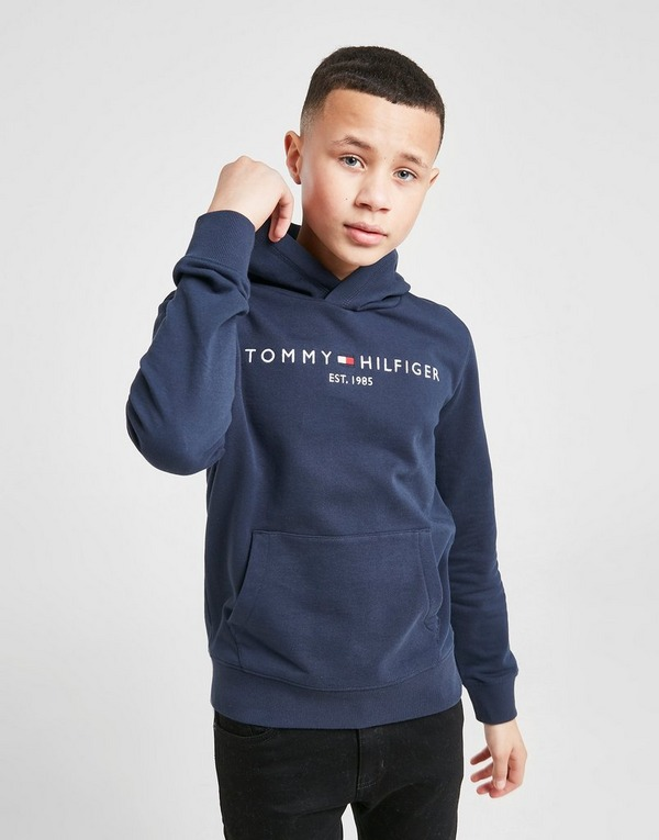 Tommy Hilfiger Sweat à Capuche Essential Logo Junior