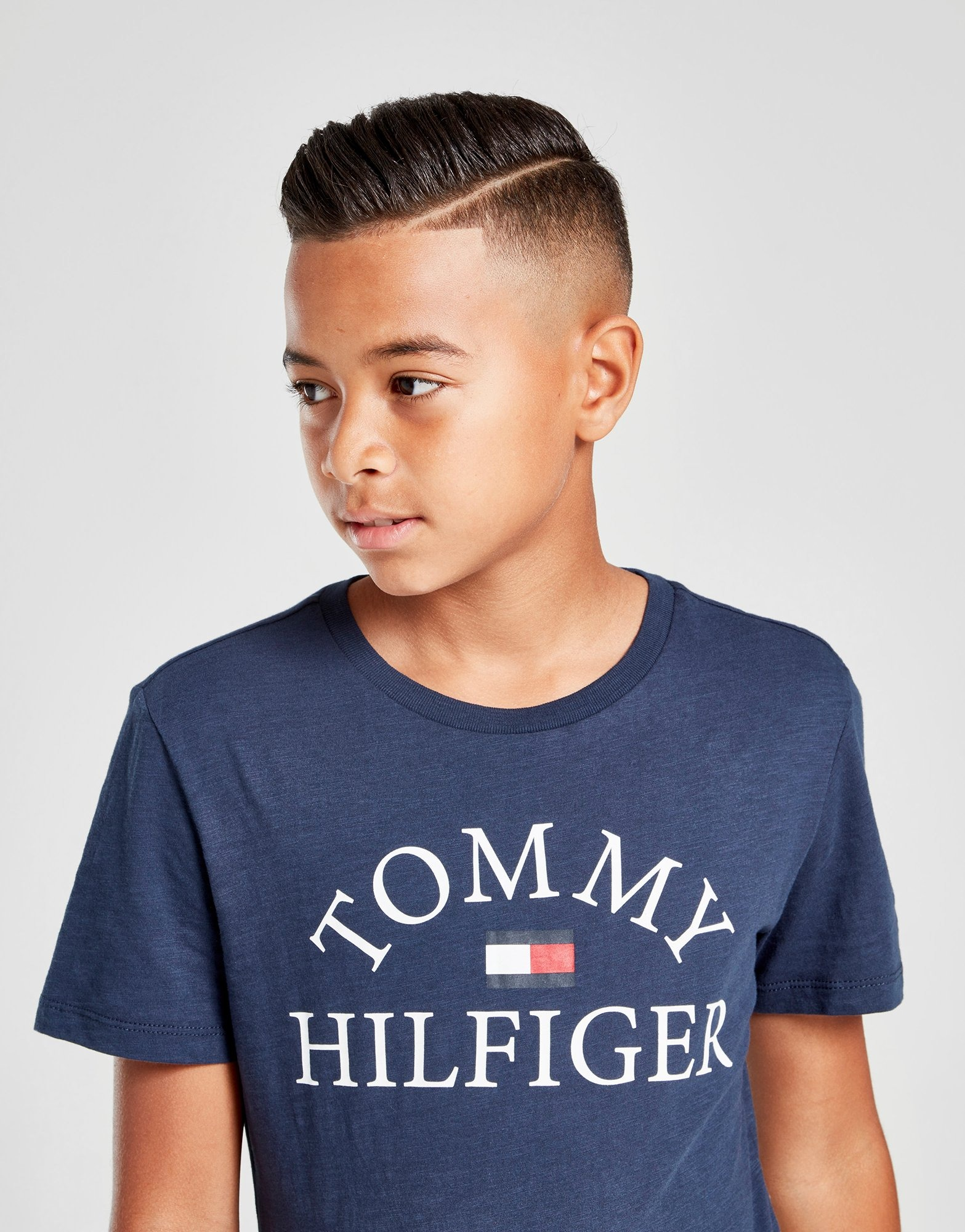 TOMMY HILFIGER MENS CLASSIC TEE SHIRT ALL sizes NWT 100/% cotton blue white gray