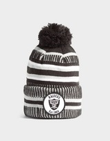 New Era NFL Oakland Raiders Beanie Hat