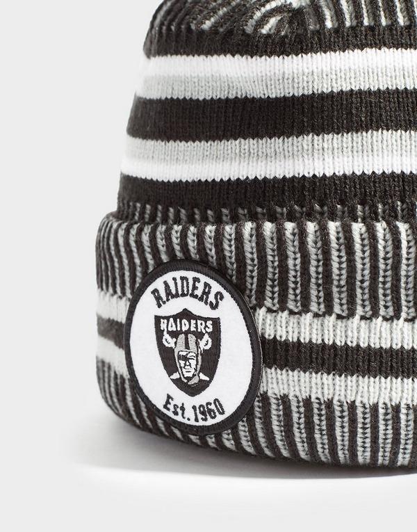 New Era NFL Oakland Raiders Beanie Hat