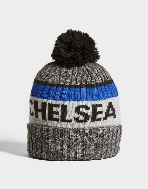 New Era Chelsea FC Pom Beanie Hue