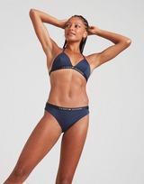 Tommy Hilfiger Logo Triangle Bikini Top