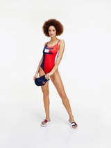 Tommy Hilfiger Flag Swimsuit