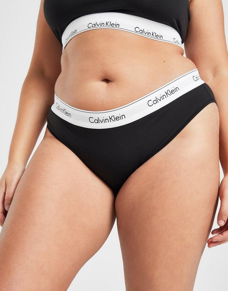 Calvin Klein Modern Cotton Plus Size Briefs