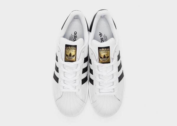 Acheter White adidas Originals Superstar Enfant