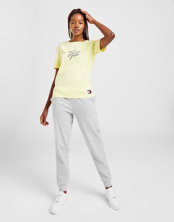 Tommy Hilfiger Remix 2.0 Woven Logo Short Sleeve T-Shirt