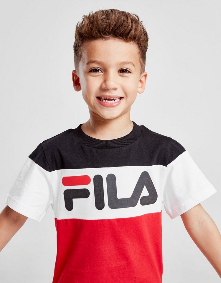 Fila Piyon Logo T-Shirt Children