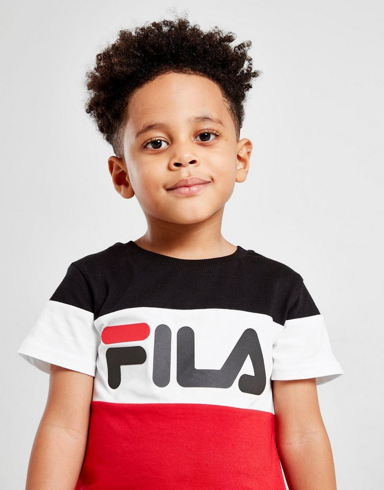 Fila camiseta Piyon Logo para bebé