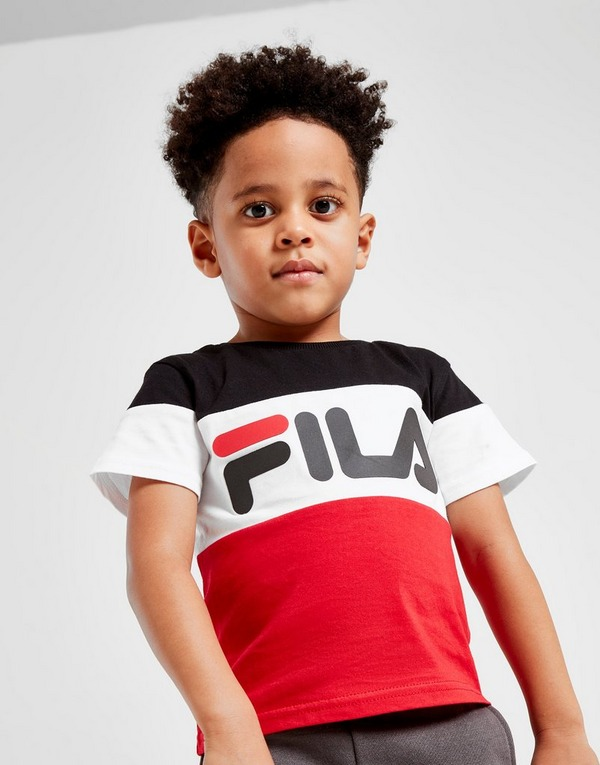 Fila Piyon Logo T-Shirt Infant