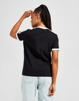 Fred Perry T-Shirt Tape Ringer Femme
