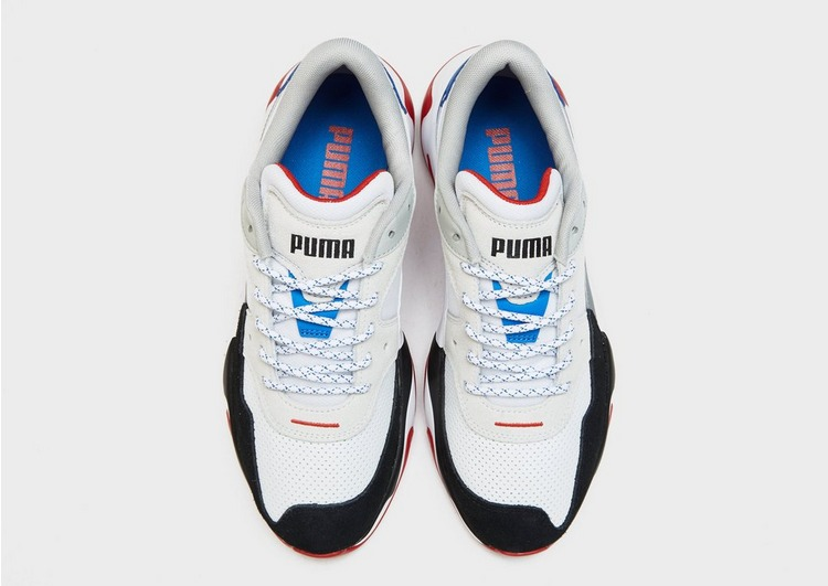 PUMA Baskets Storm Ferrari Homme