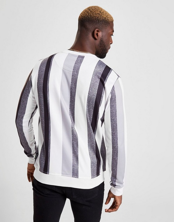 STATUS Hitch Stripe Crew Sweatshirt