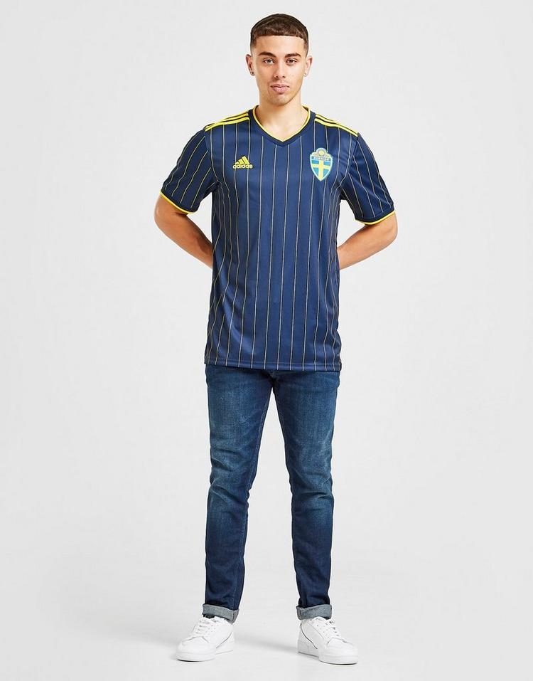adidas Sweden 2020/21 Away Shirt