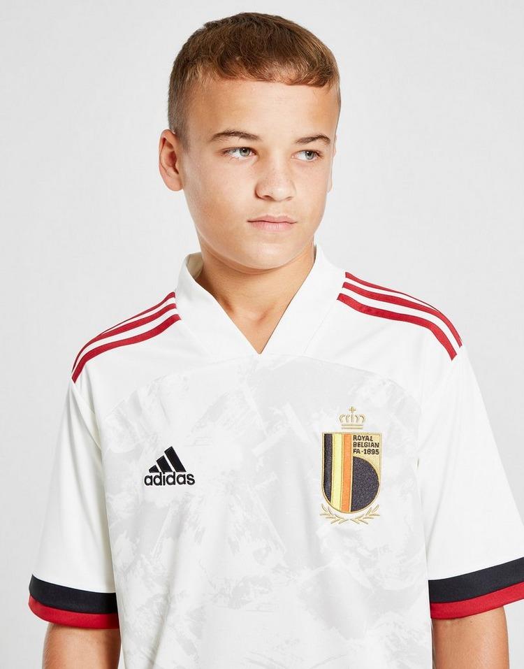 adidas Belgium 2020 Away Shirt Junior