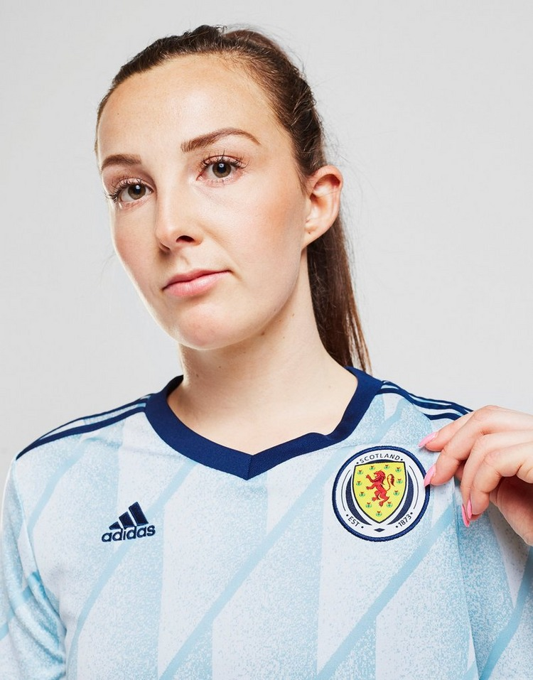 adidas Scotland 2020 Away Shirt Women's