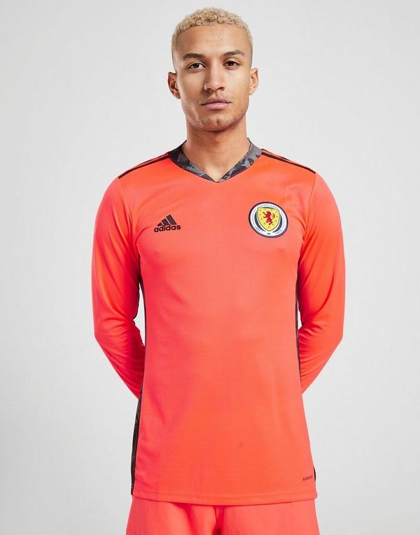 adidas camiseta de portero de la selección de Escocia 2020 2. ª equipación
