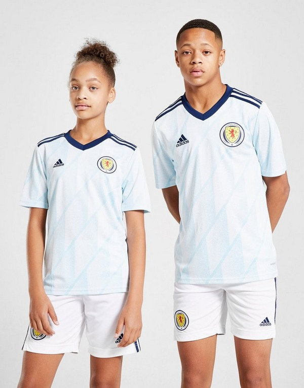 Buy Blue adidas Scotland 2020 Home Shirt | JD Sports