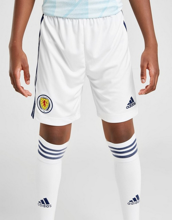 adidas Scotland FA 2020 Away Shorts Kinder Pre-Order
