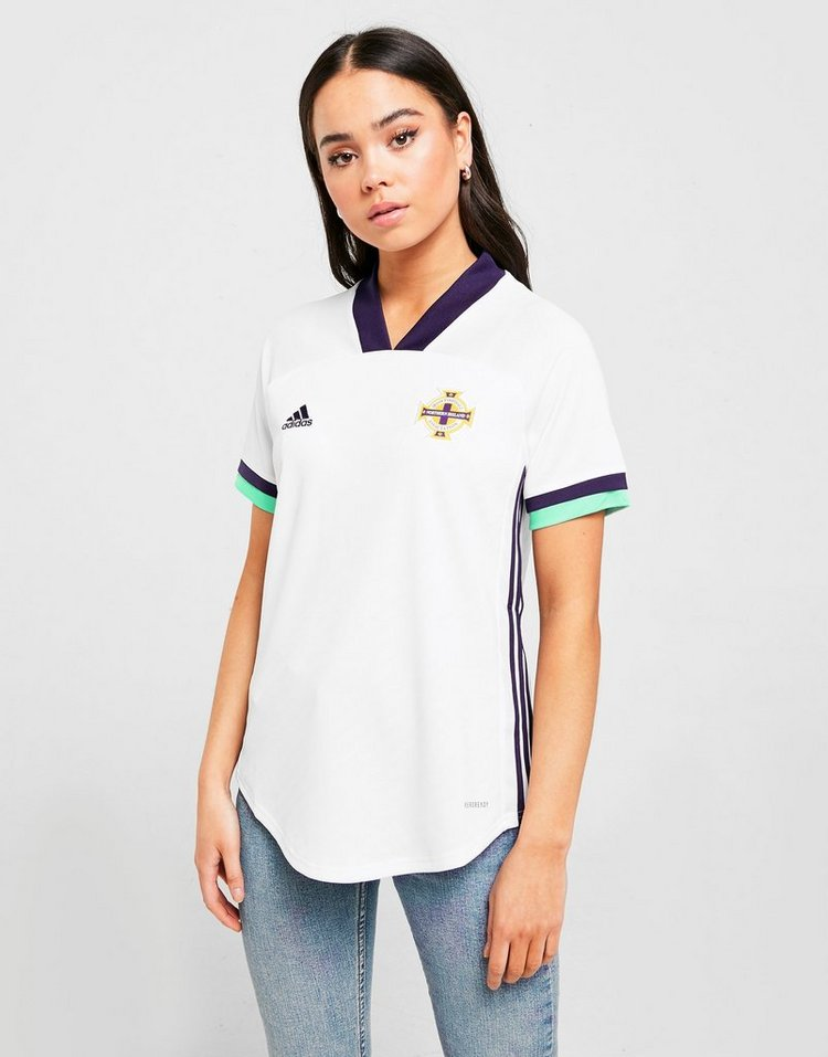 adidas Northern Ireland 2020 Away Shirt Women's
