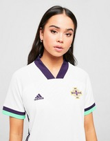 adidas Northern Ireland 2020 Away Shirt Women's