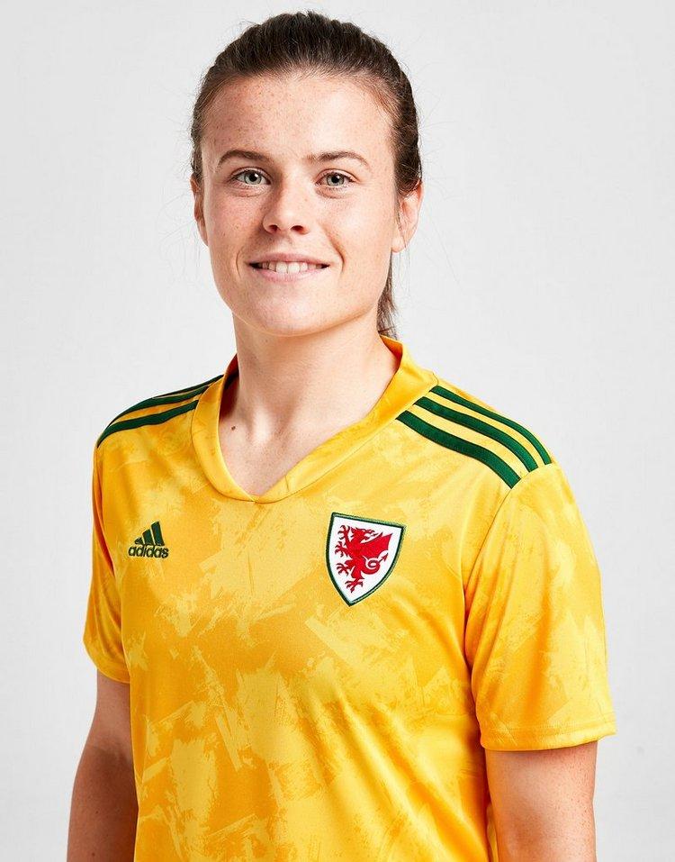 adidas Wales 2020 Away Shirt Women's