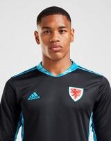 adidas Wales 2020 Away Goalkeeper Shirt