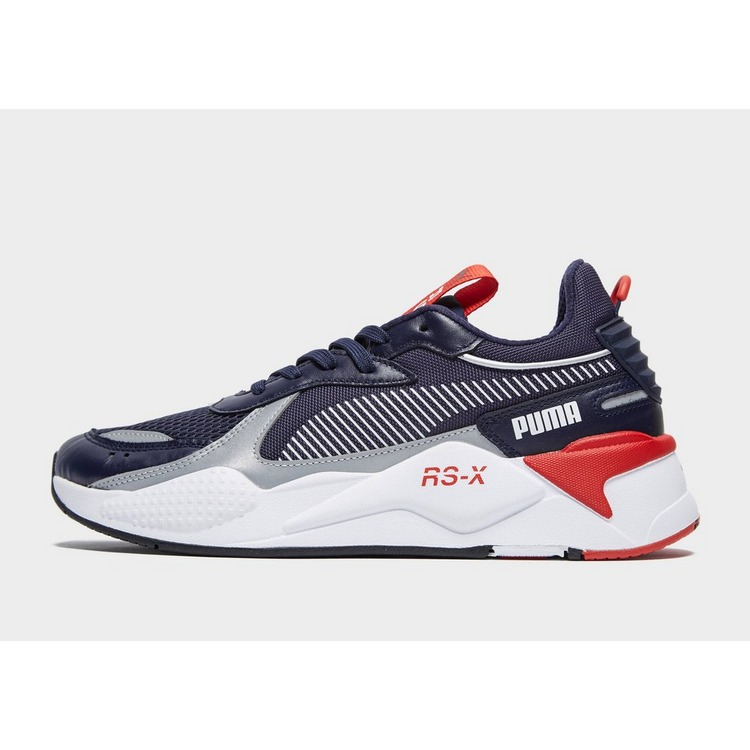 PUMA Baskets RS-X  Layers Homme
