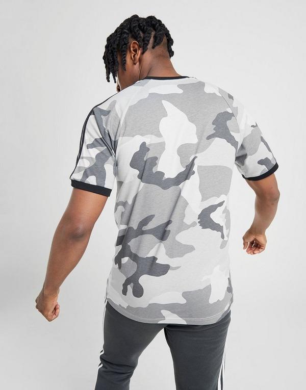 Acherter Gris adidas Originals t shirt California Manches