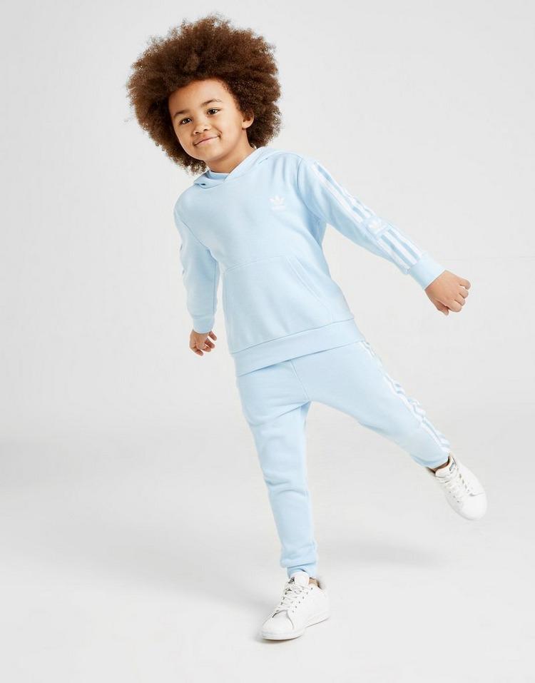 adidas Originals Lock Up Overhead Trainingspak Kinderen
