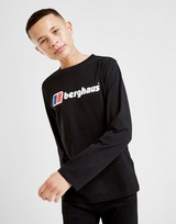 Berghaus Logo Long Sleeve T-Shirt Junior