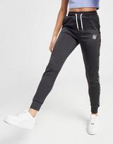 SikSilk Pantalon de survêtement Tape Poly Femme