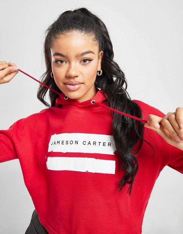 JAMESON CARTER Logo Overhead Hoodie
