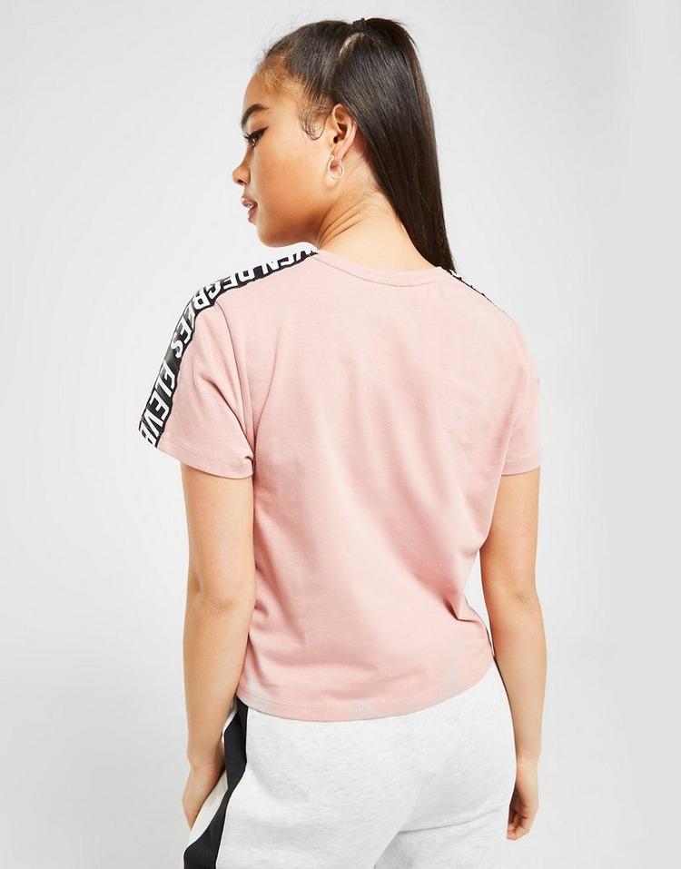 11 Degrees Tape Crop T-Shirt