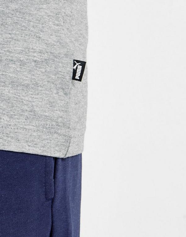PUMA Essential Logo T-Shirt/Shorts Set Children