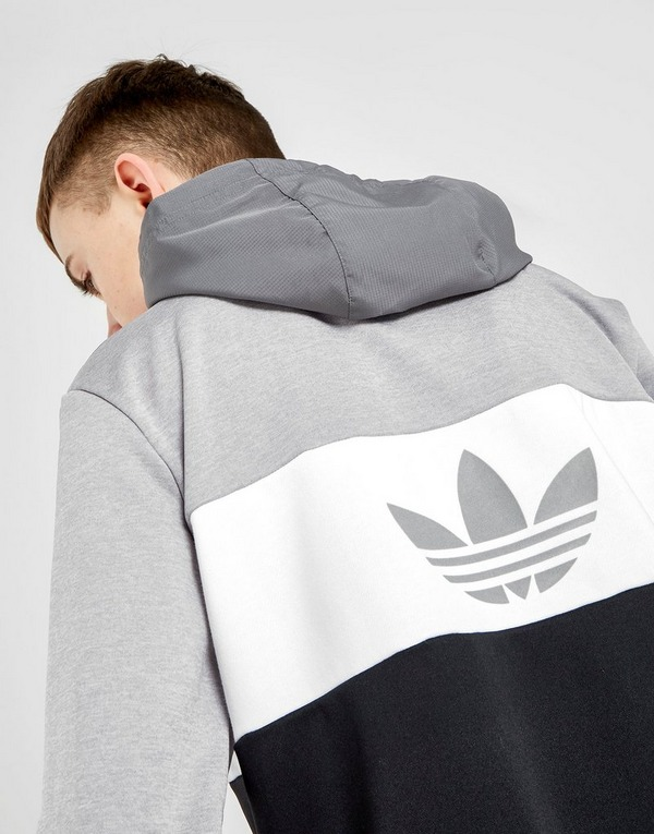 adidas Originals ID96 1/4 Zip Hoodie Junior