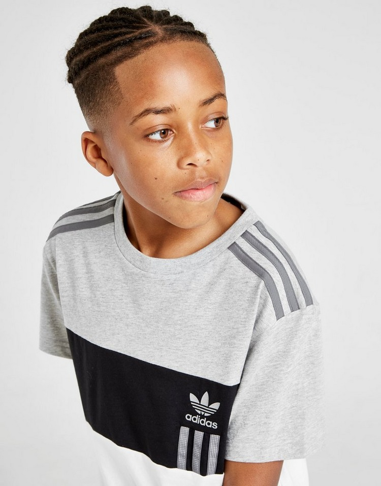 adidas Originals ID 96 Colour Block T-Shirt Junior