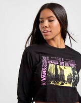 Vans Photostat Long Sleeve T-Shirt