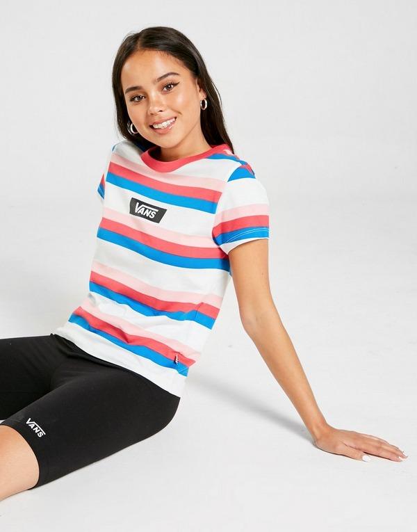 Vans Stripe Logo T-Shirt