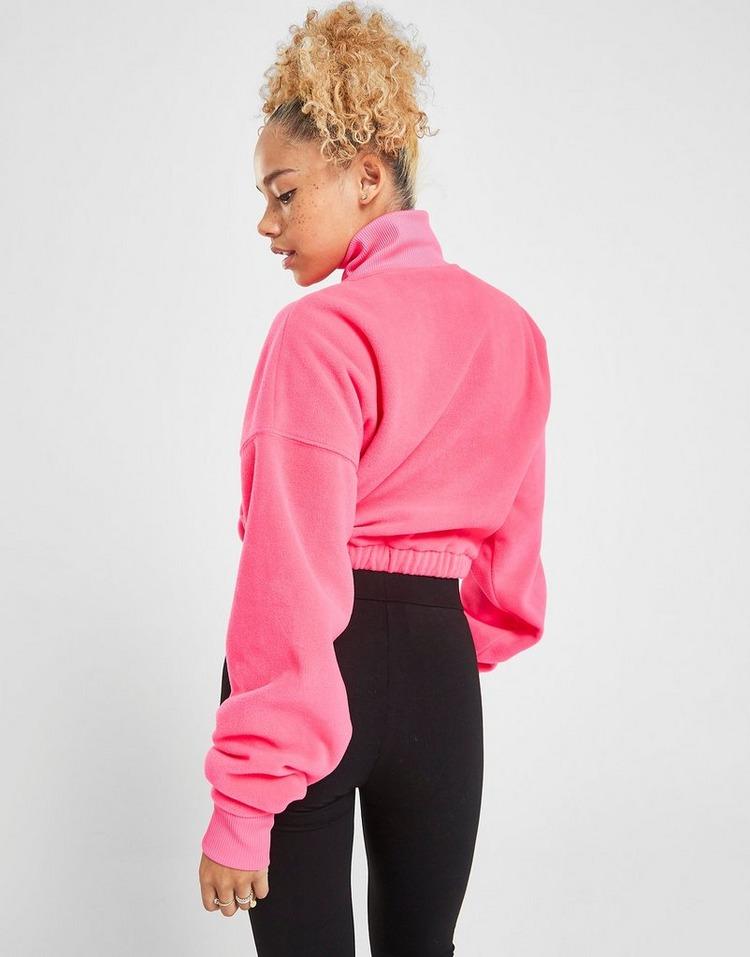 Supply & Demand 1/4 Zip Polar Fleece Sweatshirt