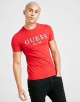 GUESS Large Logo Linear T-Shirt Men's