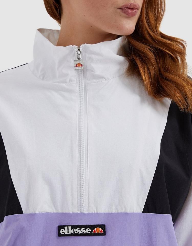 Ellesse Chevron Panel 1/4 Zip Jacket