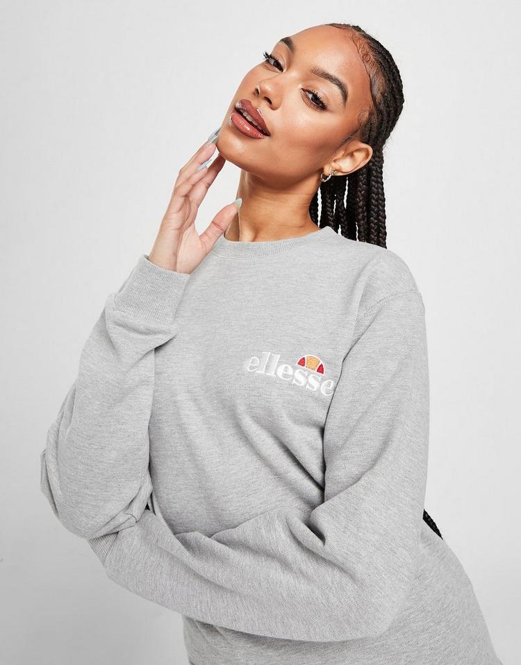 Ellesse Core Small Logo Crew Sweatshirt