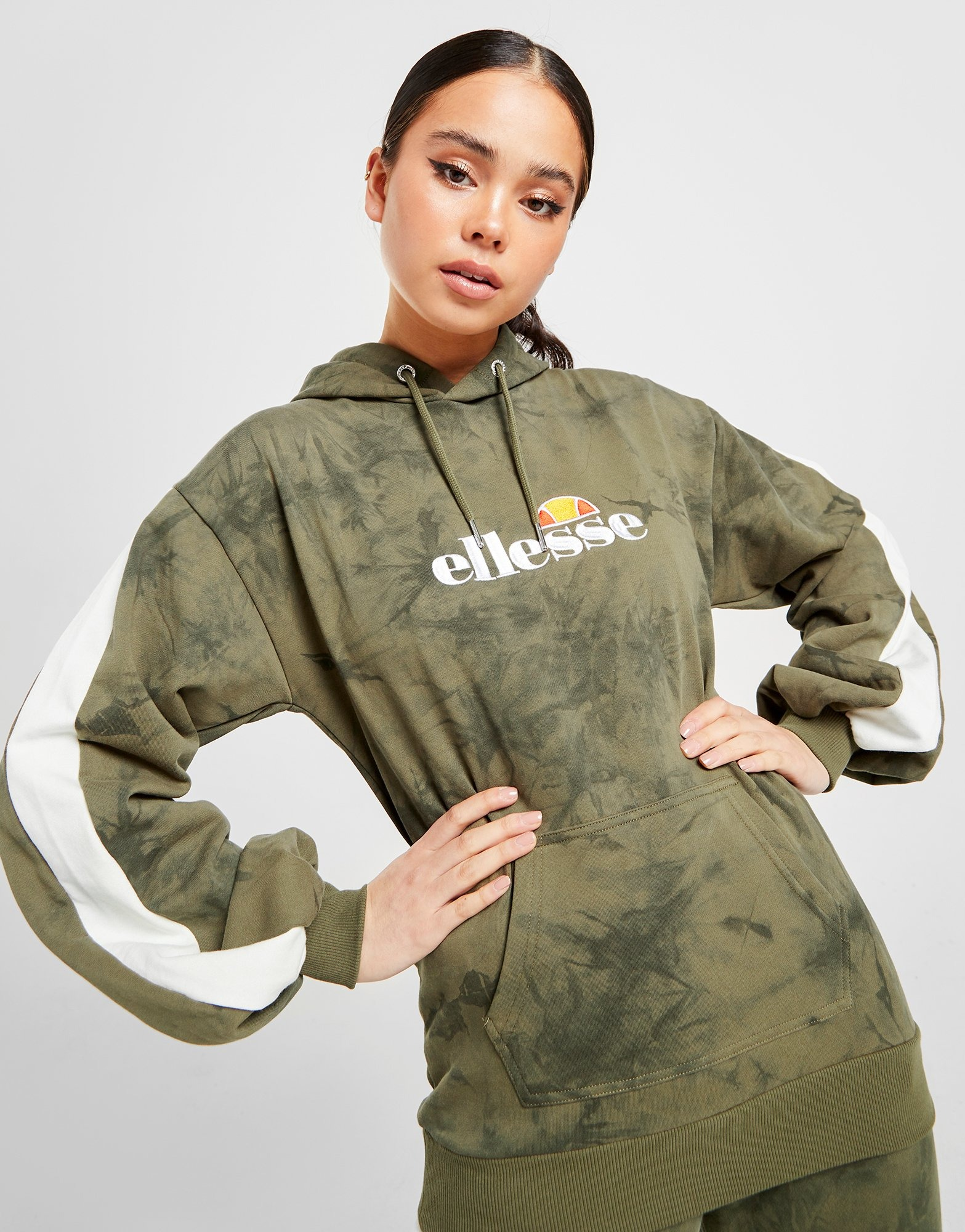 Ellesse sudadera con capucha All Over Print | JD Sports