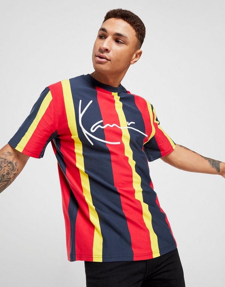 Karl Kani Signature Stripe T-Shirt