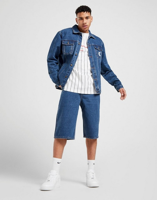 Karl Kani Denim Shirt Jacket