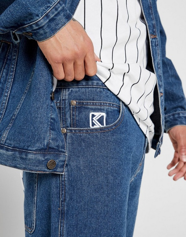 Karl Kani Denim Shorts