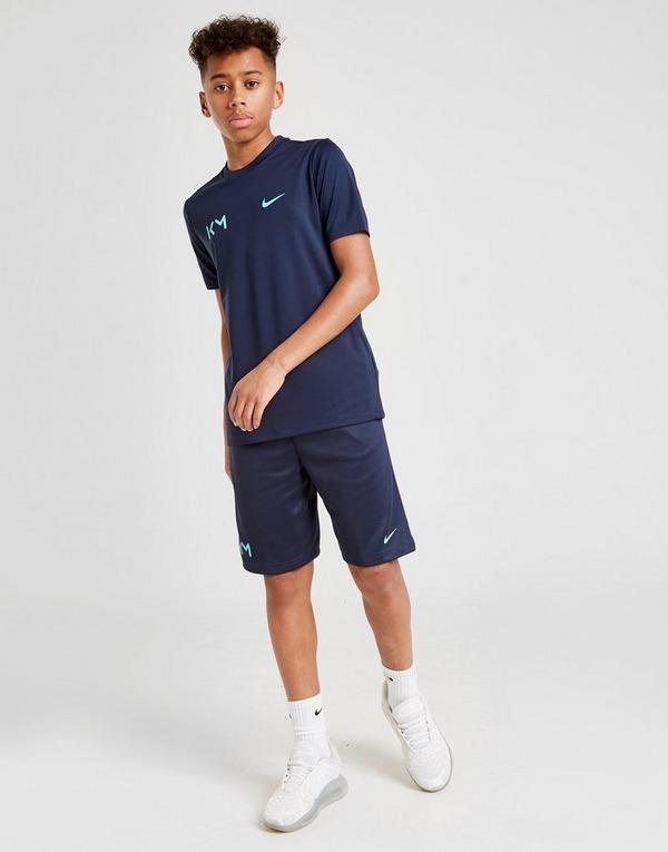 Nike Kylian Mbappe Short Sleeve T-Shirt Junior